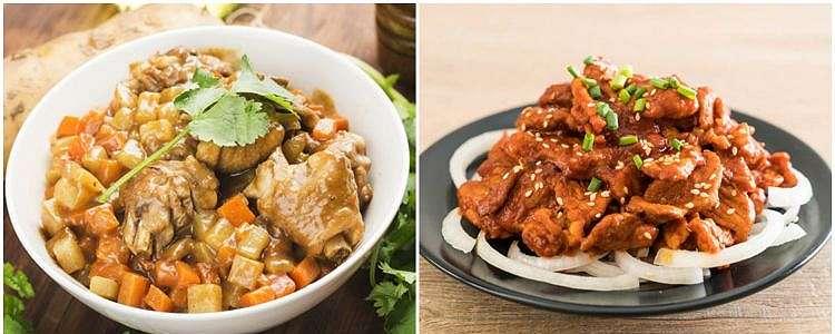 12 Resep makanan oriental yang digemari, sederhana, dan mudah dibuat