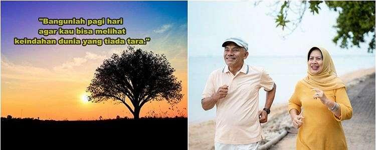 40 Kata-kata bijak Islami tentang semangat pagi, penuh motivasi