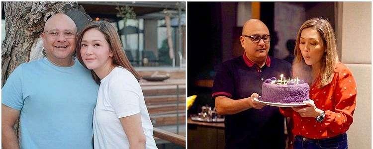 Kado ulang tahun Maia Estianty dari suami, jam mewah Rp 368 juta