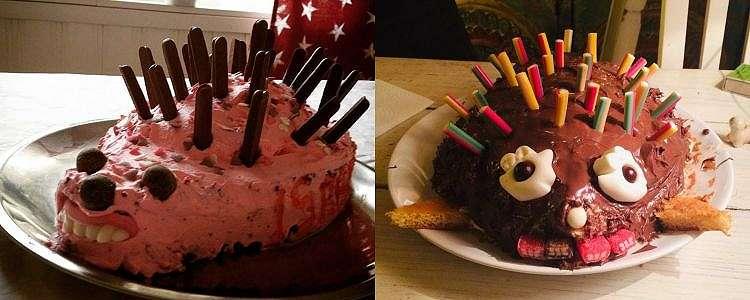 8 Desain kue ulang tahun ini absurd dan bikin senyum kecut