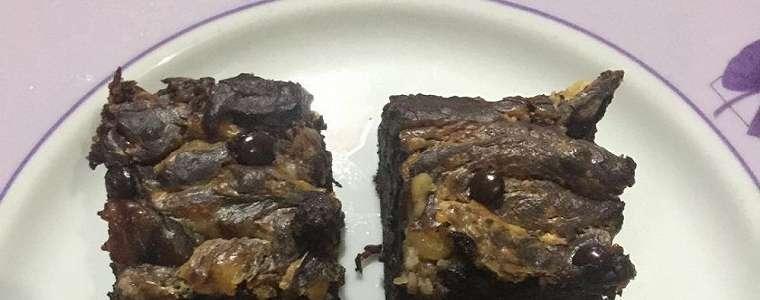 10 Resep brownies pisang, empuk, lumer, dan praktis
