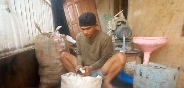 Kisah sukses penjual gorengan, raup Rp 150 juta per bulan