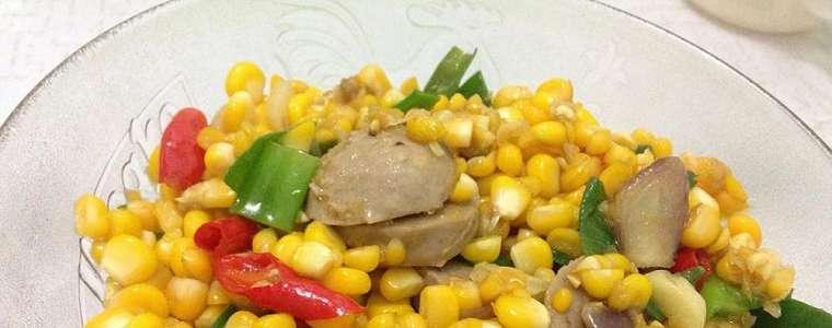 10 Resep tumis jagung yang enak, simpel, dan praktis
