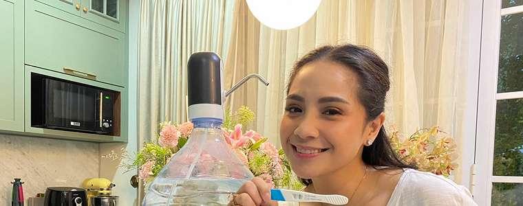 Nagita Slavina Hamil Anak Ke-2, Rafi Ahmad Jadi Lebih Protektif demi Kesehatan Janin Sang Istri.