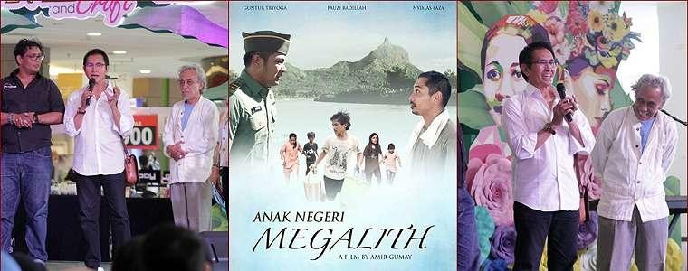 'ANAK NEGERI MEGALITH': Film Kisah Anak Kampung Yang Sukses di Era Milenial