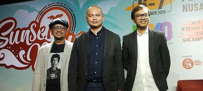 Band Reggae UB40 Dipastikan Tampil di Sunset Bali Music Festival.