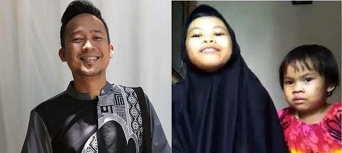 Denny Cagur dan Melly Goeslaw Ngefans Dua Anak Yang Viralkan Video 'Abdullah'