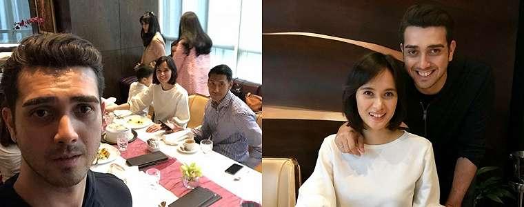 Pasca Putusan 7 Bulan Rehab, Fachri Albar Meriahkan Ulang Tahun Renata Kusmanto ke-36