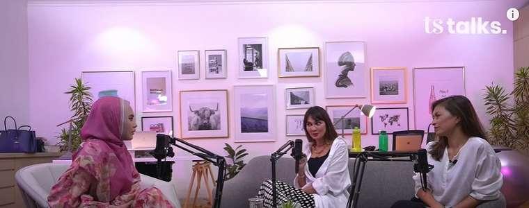 Luna Maya Beri Jawaban Bijak dan Menohok Ketika Dicecar Pertanyaan 'Kapan Nikah?' Oleh Kartika Putri.