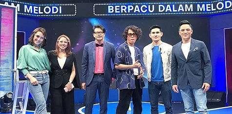 'Berpacu Dalam Melodi' Hadirkan Sederet Pelawak KW Hingga Pembawa Berita Kondang Akhir Pekan Ini.
