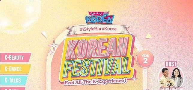 Ada Kelasnya Bandung Oppa di KapanLagi Korea Festival Vol 2, Siap-Siap Diajari Kata-Kata yang Bikin Kamu Kayak Orang Korea Banget.