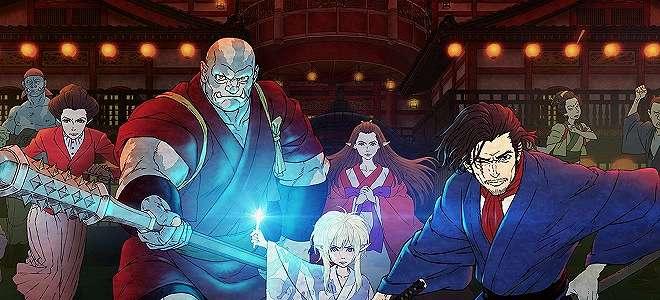 Klip Promo Bright: Samurai Soul Memperkenalkan Penjahat di Film Anime Tersebut