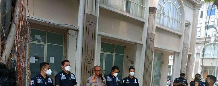 Melaksanakan Instruksi Kapolri, Polda Gerebek Tempat Usaha Penagihan Utang Pinjol di Tangerang