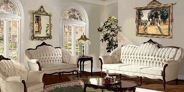 6 Tips Desain Ruang Tamu Bergaya Victorian