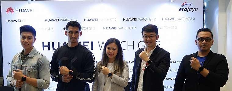 Hadir di Indonesia, Huawei Watch GT 2 Dijual dengan Harga 2,8 Juta Rupiah
