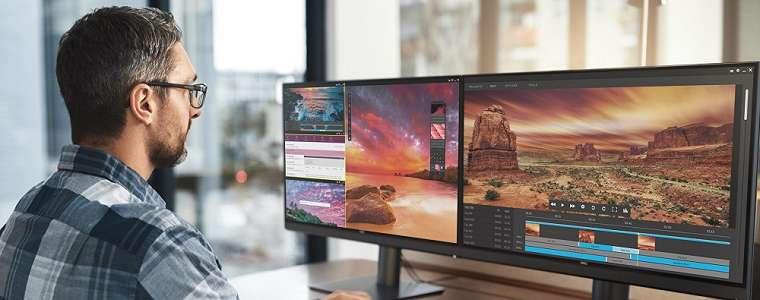 Dell UltraSharp 27 4K PremierColor: Monitor Canggih untuk Fotografer dan Videografer