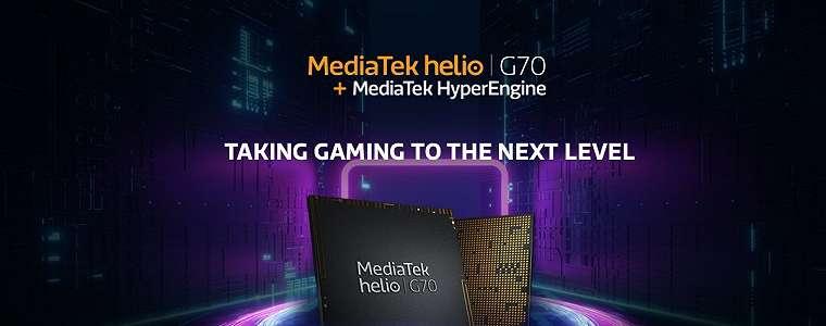 MediaTek Helio G70 dan G80: Duo Chipset Khusus Gaming Untuk Smartphone Kelas Menengah