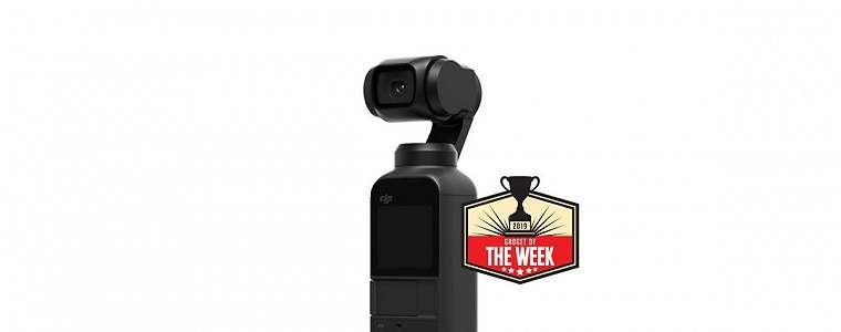Gadget of The Week #1 2019: DJI Osmo Pocket, Kamera 4K Mungil Lengkap dengan Gimbal 3-Axis