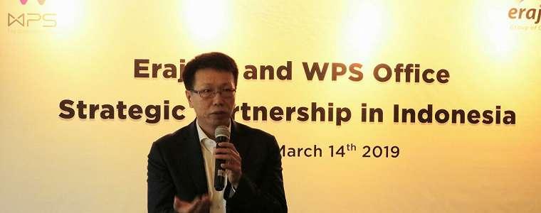 Erajaya Group Umumkan Kerja Sama dengan WPS Office