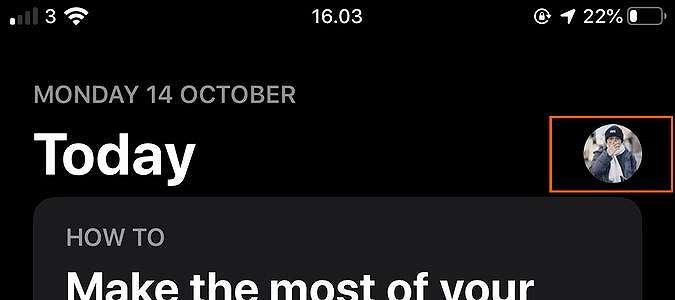 Tips Memperbarui Aplikasi di iOS 13
