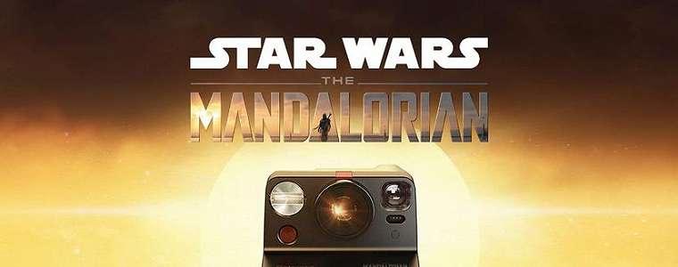 Polaroid Now     The Mandalorian: Kamera Instan Edisi Khusus Untuk Penggemar Star Wars