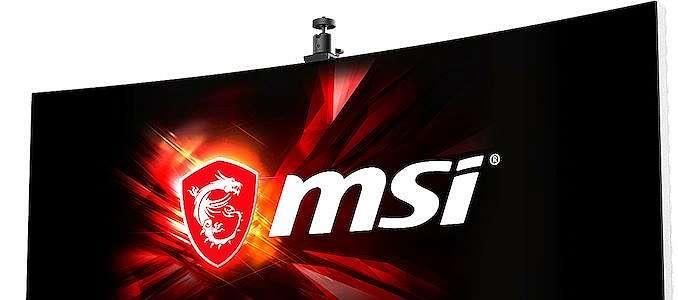 [CES 2020] MSI Optix MEG381CQR: Monitor Gaming Lengkung yang Mendukung Refresh Rate 144Hz dan HDR600