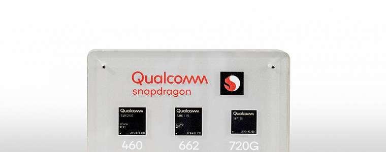 Qualcomm Umumkan Snapdragon 720G, Snapdragon 662, dan Snapdragon 460