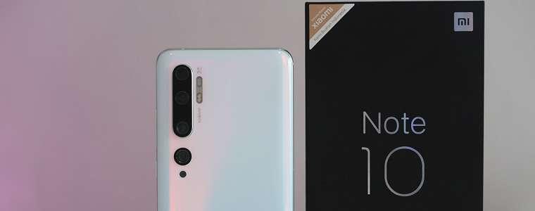 Review Xiaomi Mi Note 10 Pro: Kamera Kelas Flagship, Asyik Untuk Foto dan Video