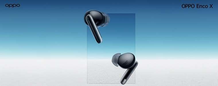 Gandeng Dynaudio, OPPO Enco X Hadir dengan Dukungan Noise Cancelling dan Bluetooth 5.2