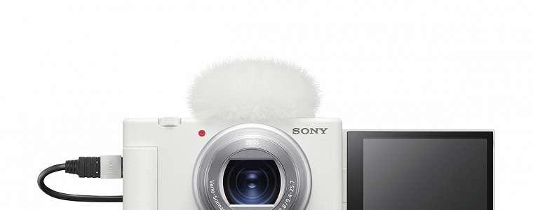 Sony ZV-1 Kini Tersedia dengan Varian Warna Putih