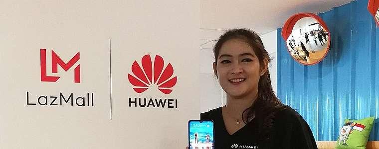 Gandeng Lazada, Huawei Luncurkan Y7 Pro 2019 Seharga 2 Juta Rupiah