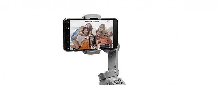 DJI Perkenalkan Osmo Mobile 3, Gimbal Smartphone yang Bisa Dilipat