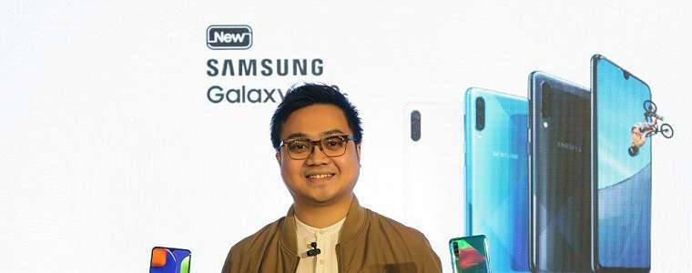 Samsung Resmi Luncurkan Galaxy A50s di Indonesia
