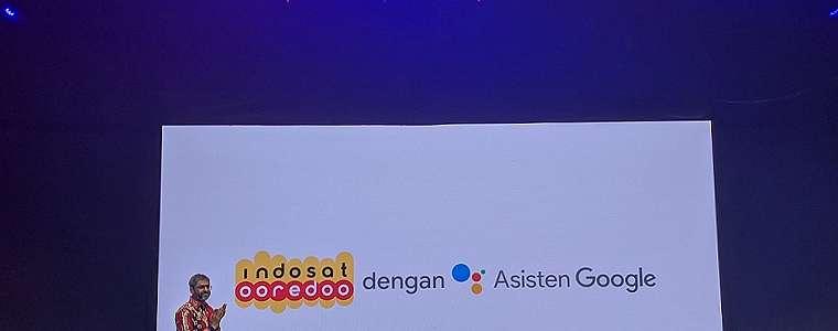 IM3 Ooredoo 696: Layanan Google Assistant untuk Pengguna Feature Phone