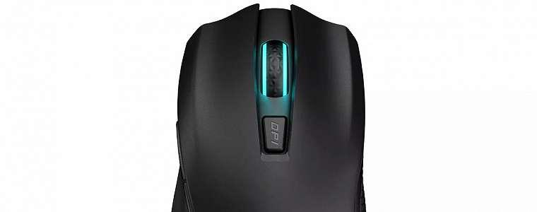 HP Omen Vector Wireless: Mouse Gaming dengan Kemampuan Charging Super Cepat