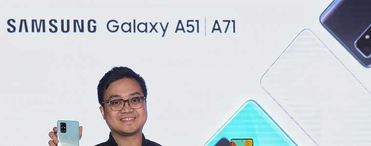 Samsung Umumkan Kehadiran Galaxy A51 dan Galaxy A71 di Indonesia