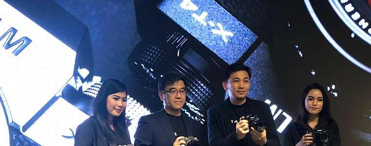 Dijual Mulai 26 Jutaan Rupiah, Fujifilm X-T4 Resmi Hadir di Indonesia