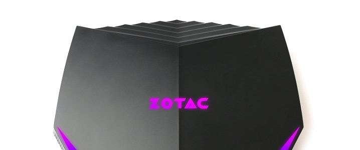 Zotac VR GO 2.0: Desain Lebih Segar, Performa Tambah Kencang dengan Intel Core i7-8700T