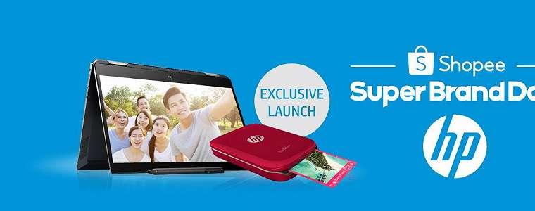 HP Super Brand Day Februari 2019 di Shopee: Tawarkan Hadiah Trip ke Maldives untuk Pembelian Produk HP Pilihan