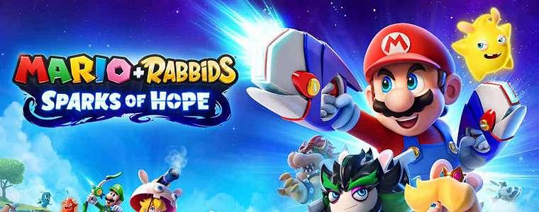 Nintendo Umumkan Mario + Rabbids: Sparks of Hope