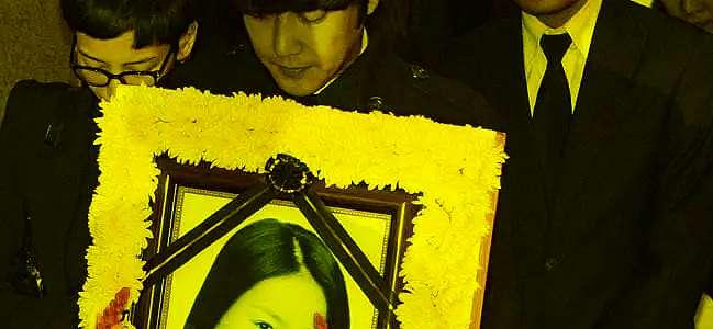 Kasus Bunuh Diri Aktris BBF, Budak Seks Bos-bos Industri Hiburan Korea