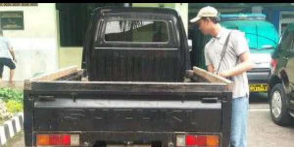 Tukang Tahu Bulat Nekat Gelapkan Mobil Bos