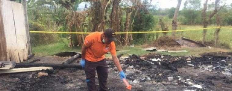 Bocah Perempuan yang Tewas Terbakar Itu Ternyata Korban Pembunuhan Sadis, Begini Kronologinya