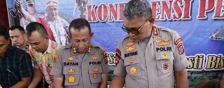 UW Berani Berulah, Polisi Gerak Cepat, Dor!