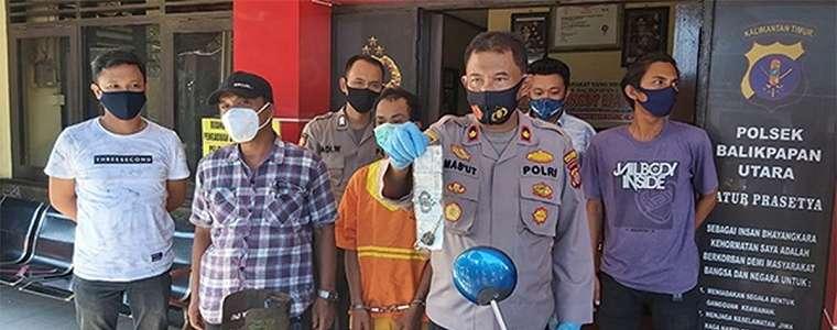 Pencuri Patah Hati, Sang Pacar Mengaku Tak Kenal di Kantor Polisi