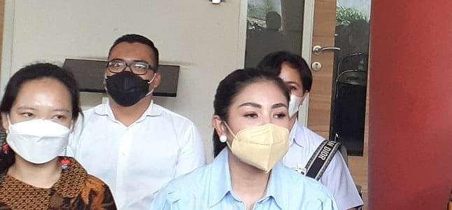Polisi Tetapkan Suami Nindy Ayunda Sebagai Tersangka, Kasusnya Parah Banget