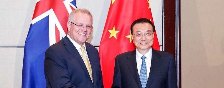 Cina Serukan Kerjasama Dagang dengan Australia Lewat Lobi Politik, Sebut Tak Akan Bahas Sanksi Beijing