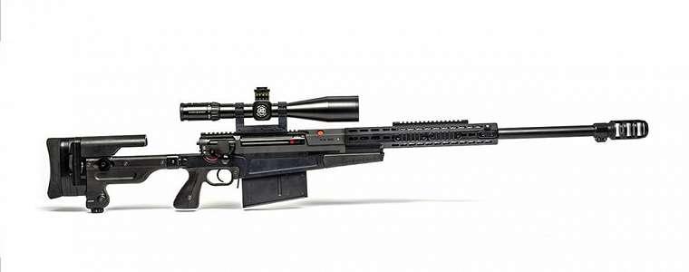 Produsen Senjata Andalan Kopassus dan Kopaska Rilis Sniper Baru
