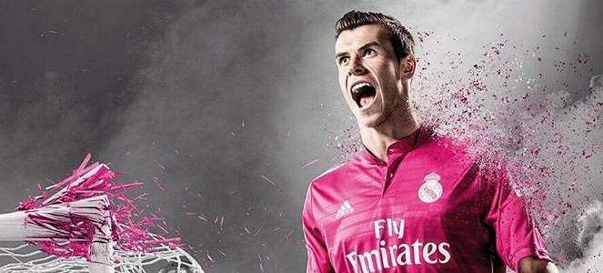 Real Madrid Nekat Tantang Kutukan Jersey Pink