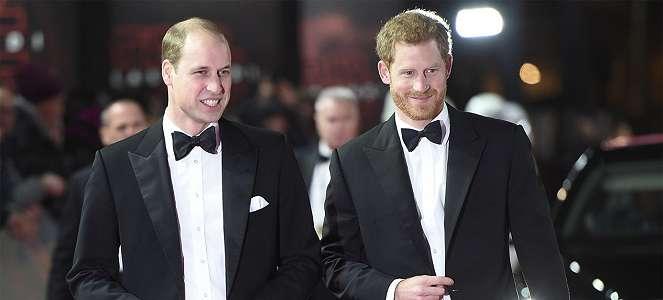 William Pernah Tolak Jadi Raja, Harry Siap Gantikan